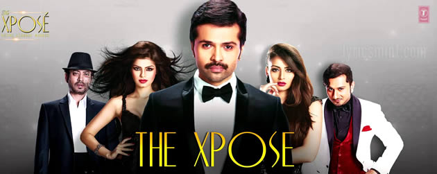 The Xpose Songs Lyrics featuring Himesh Reshammiya & Honey Singh