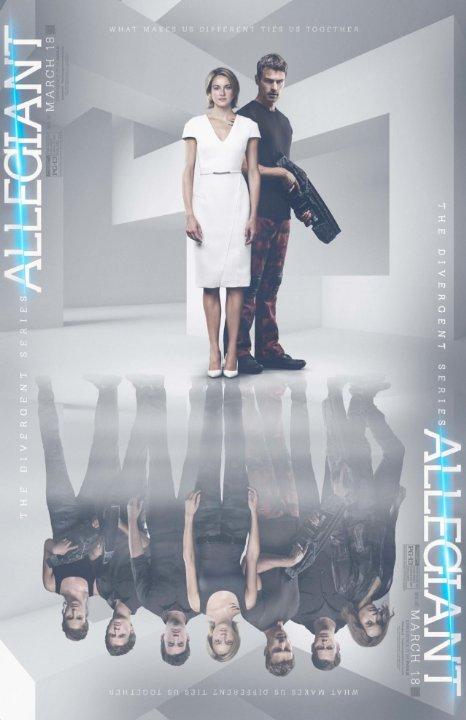 Nonton Film Allegiant (2016)