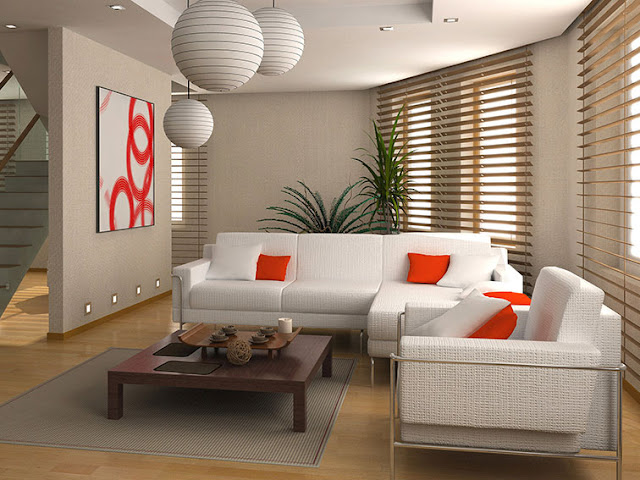 DenizHome Living Room Interior Design Tips