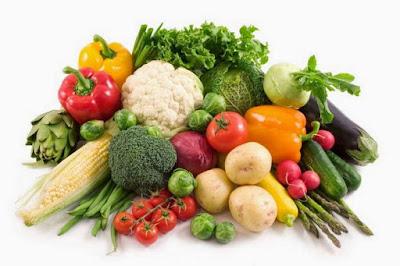 Asupan sayur dan buah setelah fase 6 bulan