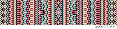 схема мозаика браслет peyote pattern bracelet beading beadweaving beadwork