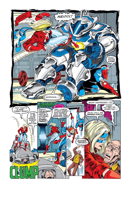 Captain America (1968) Issue #439 #389 - English 14