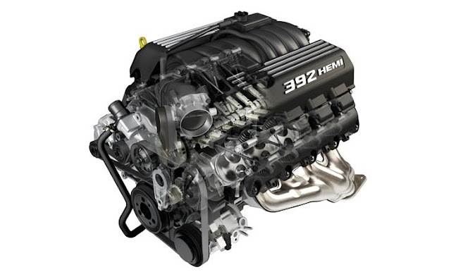 2014 Dodge Challenger Engines