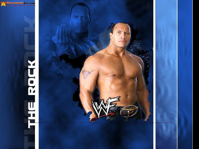 WWE Superstar The Rock Wallpapers