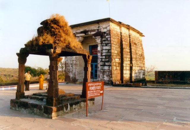 Mantunga Acharya Shrine at Bhojpur, Madhya Pradesh