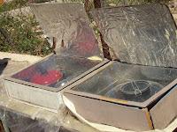horno solar, cocina solar
