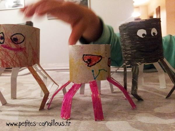 Populaire Une araignée pour Halloween [DIY] – Petits canaillous OH74