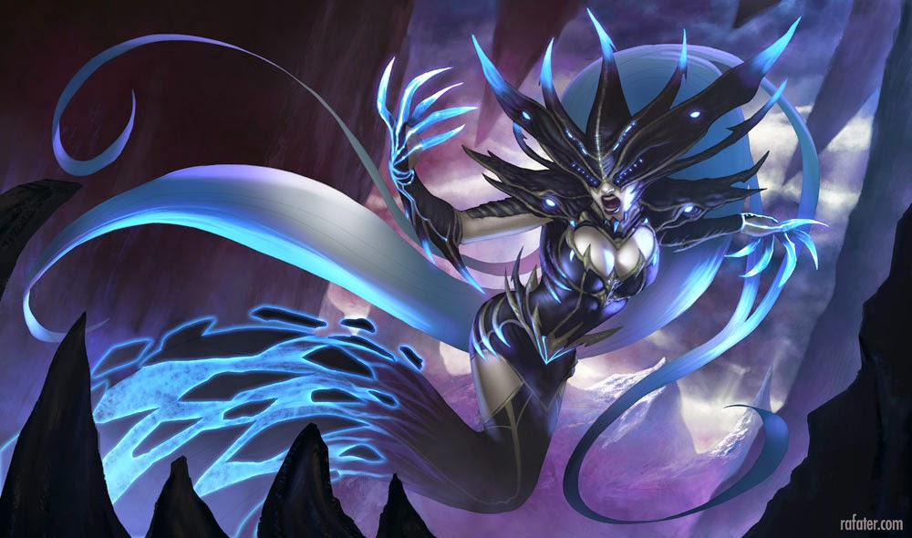 League of Legends - Lissandra - by rafater