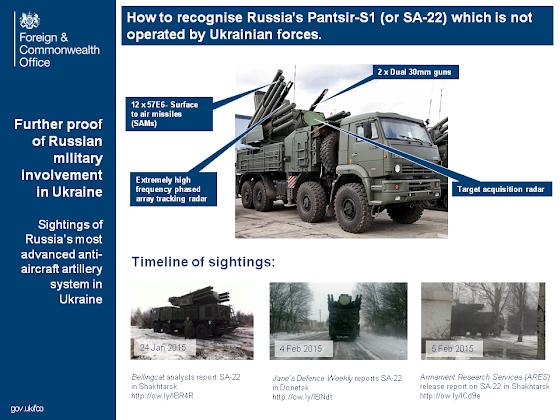 Pantsir S1 (SA-22)
