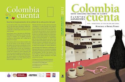 Libro cuentos colombianos