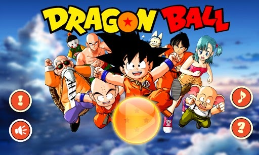 Android Game Dragon ball