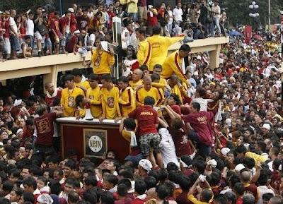 Grand Procession Feast of Black Nazarene