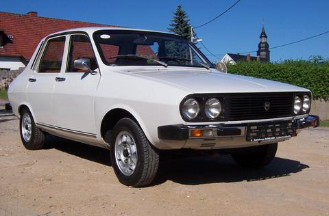 Dacia 1310 front picture