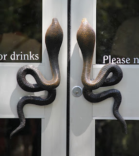 Snake Door Handles