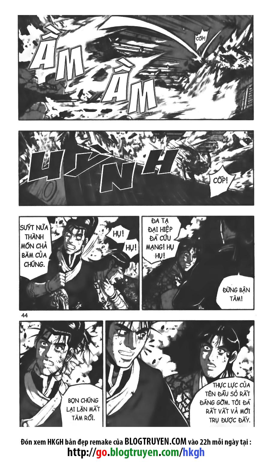Hiệp Khách Giang Hồ chap 342 Trang 1 - Mangak.info