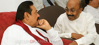 Sumanadasa Abeygunawardena speaks about former president Mahinda Rajapaksa