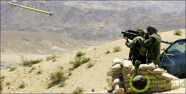 Senjata Peluncur FIM-92 Stinger