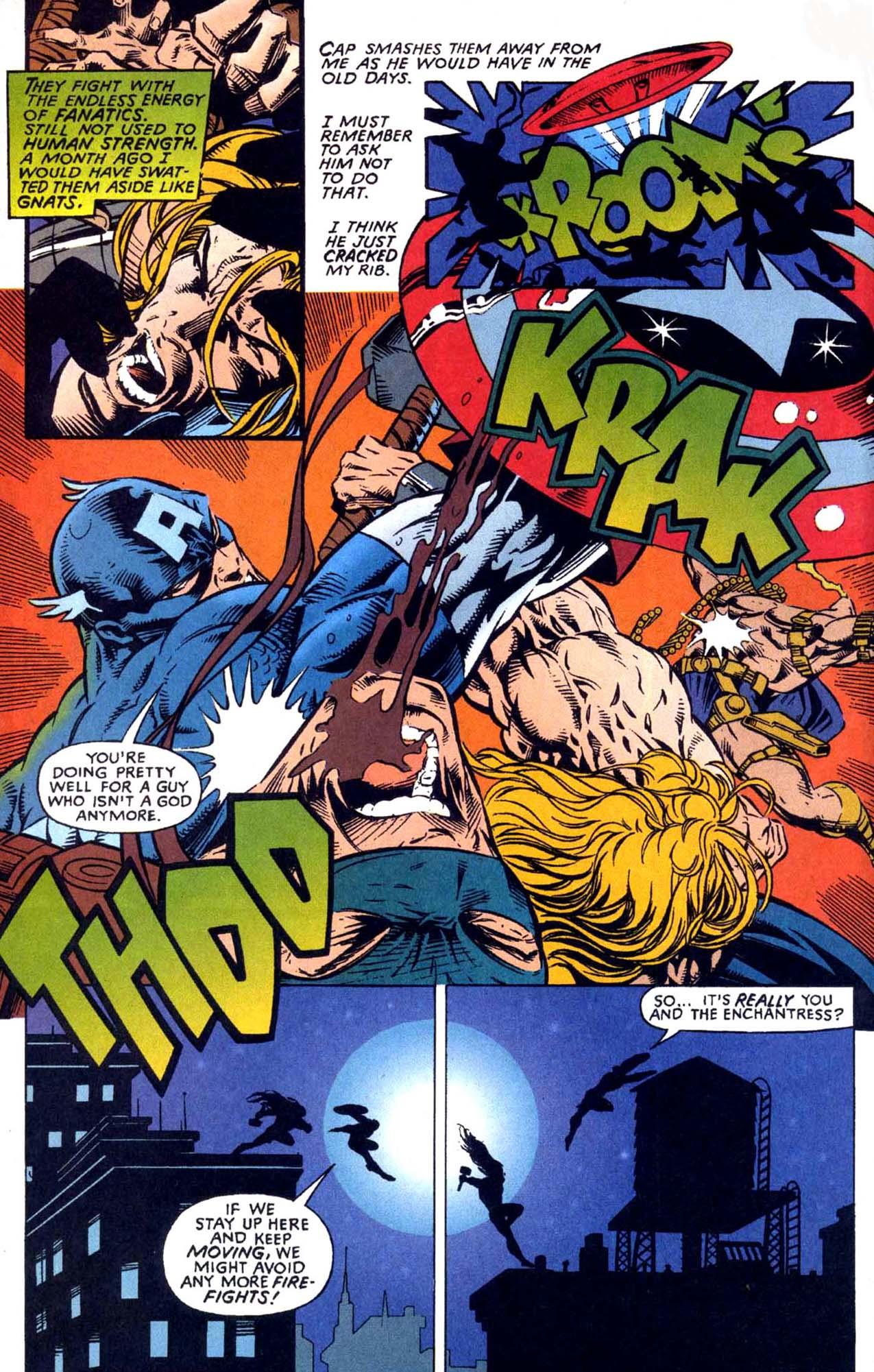 Captain America (1968) Issue #449b #404 - English 10
