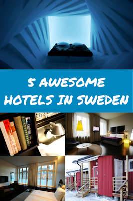 Travel the World: Five great hotels in Sweden to complete the perfect Swedish holiday.