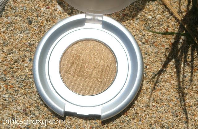Zuzu Luxe Vegan Eyeshadow Brand