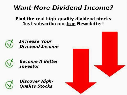 Free Dividend Yield Newsletter