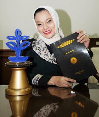Rasa Iri Mereka & Maafkanlah, Marissa Haque & Ikang Fawzi, Doktoral di IPB