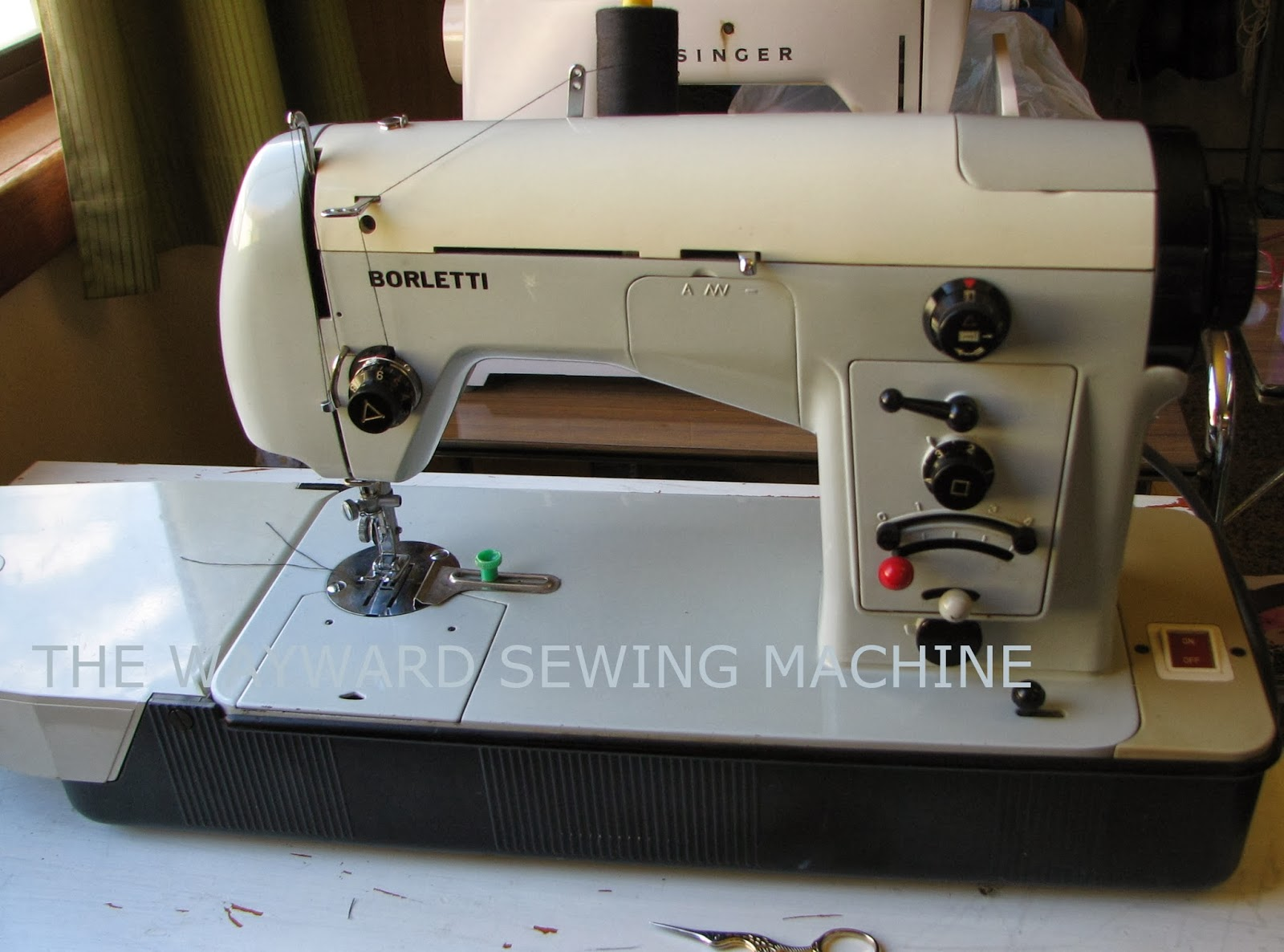 starting machine