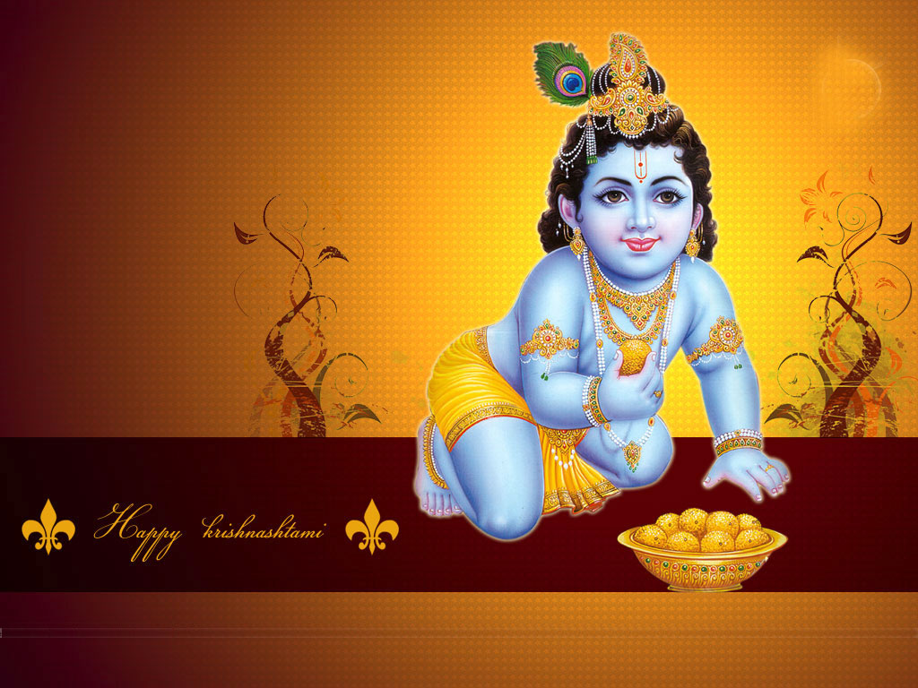 krishna janmashtami Janmashtami is one of the most sacred and popular festivals celebrated by  hindus this day is commemorated as the birthday of lord krishna on this day.