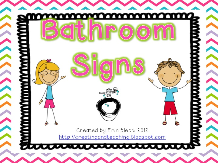 Outstanding Free Clip Art Bathroom Signs 720 x 540 · 146 kB · jpeg