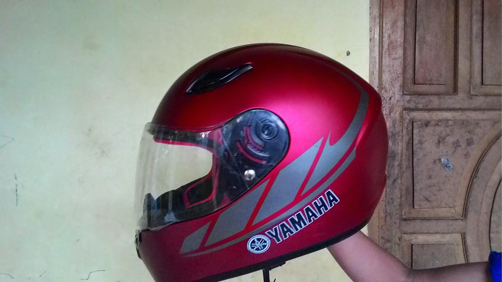 Koleksi 44 Modifikasi Helm Yamaha Full Face Terbaik Kempoul Motor Visor Flat Costum Vixion Suka Roda Dua Via Vesiculigerous63rssingcom New