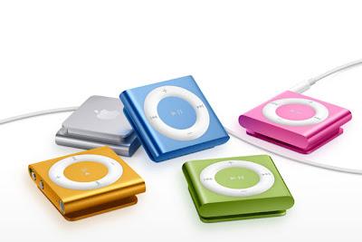 Apple's iPod Shuffle