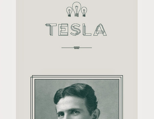 Ressources Web du Lundi #006 by Iscomigoo Webdesign : typographies, Tesla
