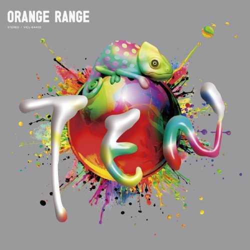 [Album] ORANGE RANGE – TEN (2015.08.26/MP3/RAR)