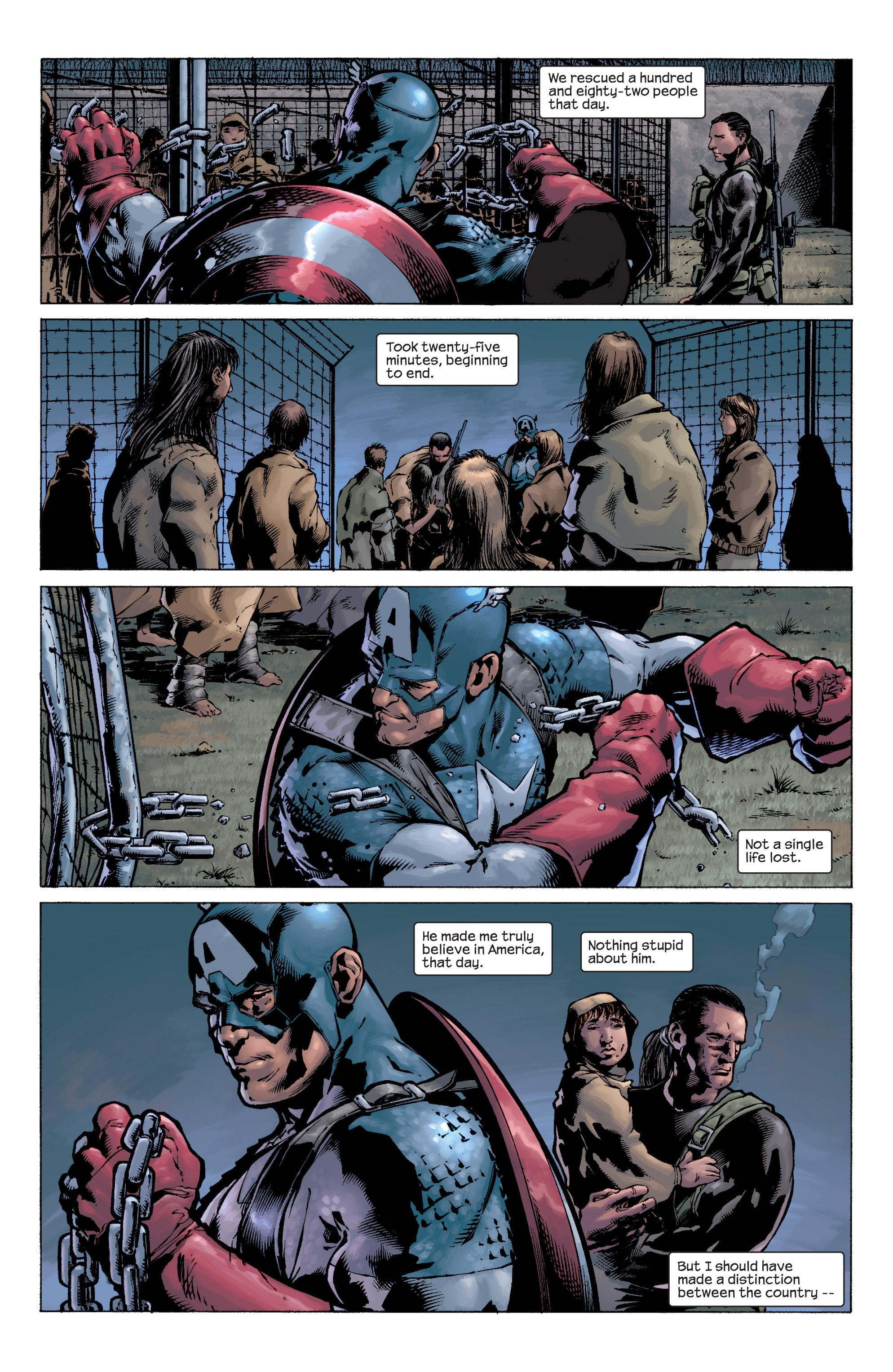 Captain America (2002) Issue #8 #9 - English 12