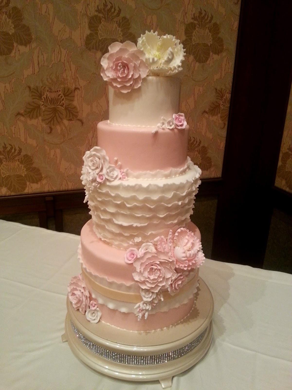 Pearl Wedding Cake Stand Pearl Diamond Cake Stands