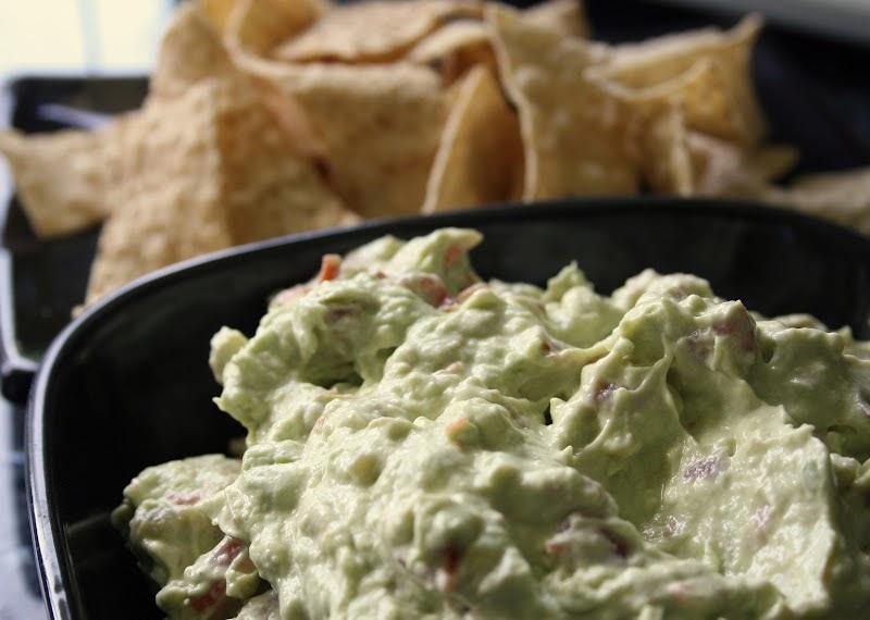 Katherine's Kitchen: Serving Up {Appetizer}: Creamy Avocado Dip