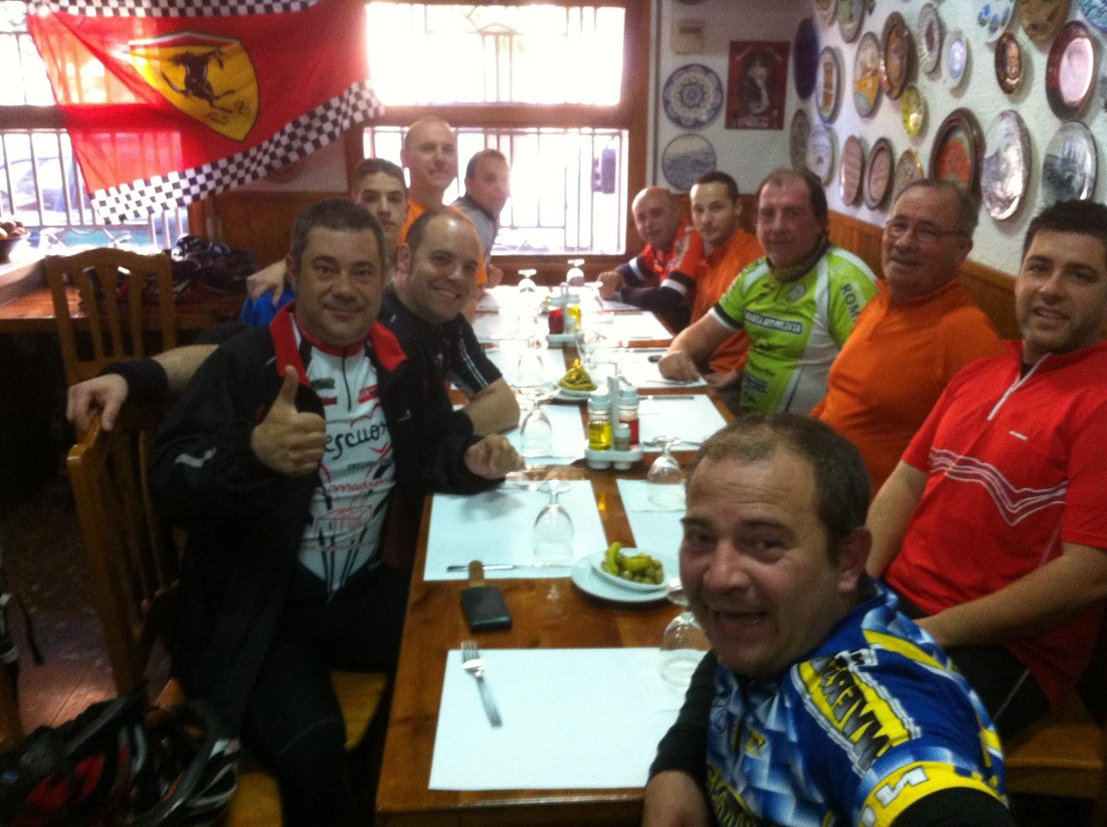 almuerzo amigo drogas en Sabadell
