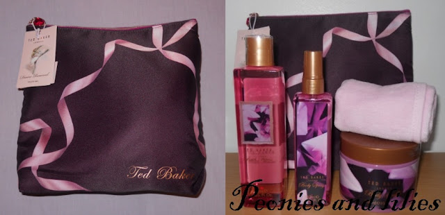 Ted Baker Divine renewal toiletry bag, Ted baker, Ted baker wash bag, Boots 3 for 2, Ted Baker christmas gift ideas, Christmas gift guide, Christmas gift ideas