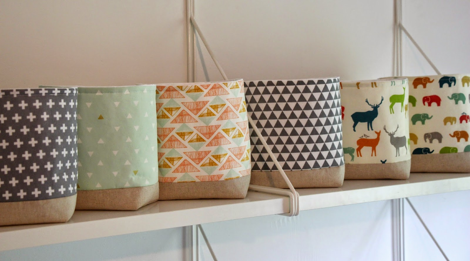 More storage baskets in new designs - Organiser sa maison rangement ...