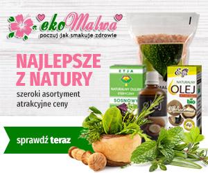 Zapraszamy do sklepu ze zdrową żywnością, suplementami diety i naturalnymi kosmetykami