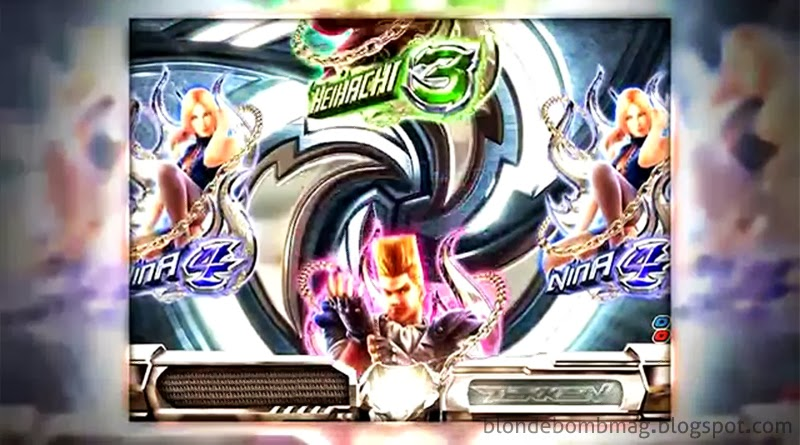 CR Tekken Pachinko Death by Degrees