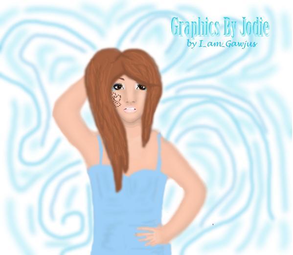 Jodie`s graphic portfolio.
