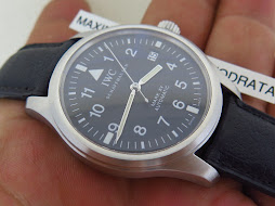 IWC MARK XV - IW3253 - AUTOMATIC CAL 37524 - MINT CONDITION - WITH MANUAL AND PAPERS