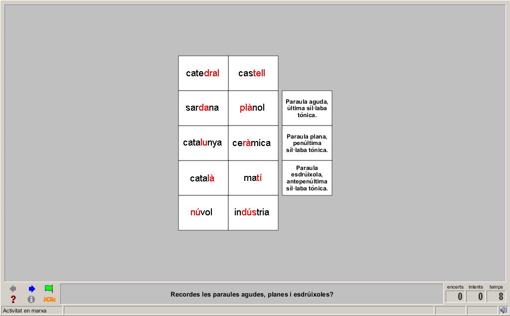 http://clic.xtec.cat/db/jclicApplet.jsp?project=http://clic.xtec.cat/projects/accents/jclic/accents.jclic.zip&lang=ca&title=Els+accents