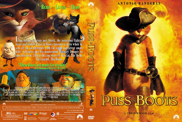 Puss In Boots Dvd4