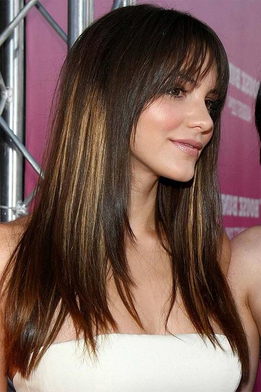 Cortes de cabello para cara cuadrada 2018 Looks para inspirarse  - Peinados Para Cara Cuadrada Mujer