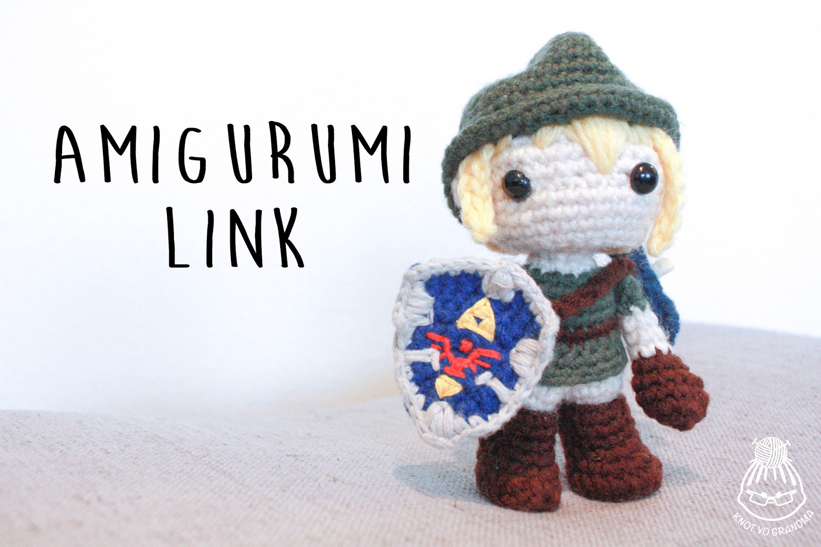 Amigurumi Zelda Pattern : Crochet zelda bomb bag by nerdstitch on deviantart