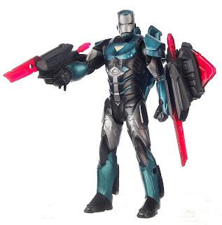 "Hasbro Marvel Universe 3.75"" Iron Man 3 - Assemblers - Artillery Armor"