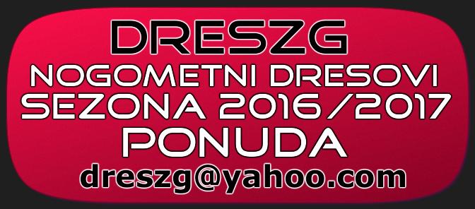 PONUDA DRESOVA SEZONA 2016/2017