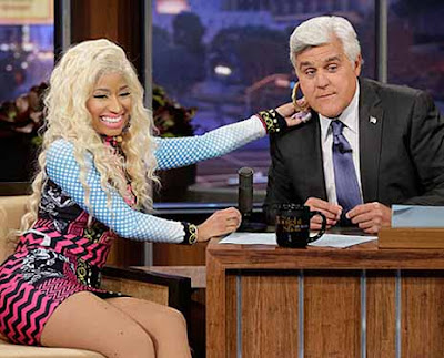 Nicki Minaj on Jay Leno